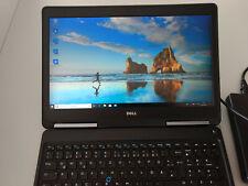 Laptop Dell Precision 7510 i7-6820HQ, 32GB Ram, 256GB SSD, Win 10Pro, inkl. Dock