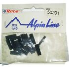 Replacement ROCO 50291 Set 20 Parts For Body Train Om 1:45 For Modeling