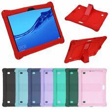 "Universal Silicona Funda Carcasa Para 10"" 10.1"" Android Tablet PC + Stylus Pen"