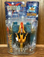 Virtual BAT Vintage Batman Beyond Action Figure New 1999 Hasbro 90s DC Batlink