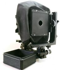 Horseman LX 4X5 large format monorail camera 5X4 inc w/a bellows EXC++ #37432
