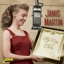 Janis Martin - My Boy Elvis [New CD] UK - Import