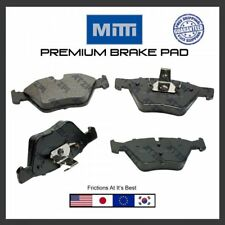4Pc Front Disc Brake Pad Premium Set Pads For BMW Z4 525i 330xi 128i 325xi 328xi