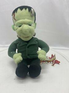 "1999 Stuffins CVS Universal Studios Monster 8"" FRANKENSTEIN Plush with tags"