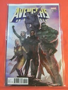 AVENGERS #690 - No Surrender pt 16 (2017 7th series) Variant cover C