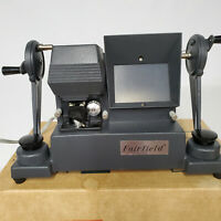 Vintage Mansfield Fairfield Model 650 8mm Film Editor with Splicer Action Editor