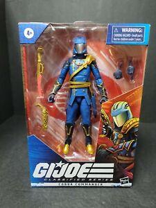GI Joe Classified Series Cobra Commander Regal Variant • Hasbro Pulse Exclusive
