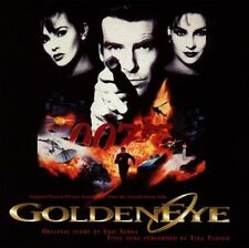 James Bond-Golden Eye (1995) Eric Serra, Tina Turner [CD]