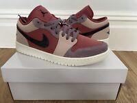 Nike Air Jordan 1 Low Canyon Rust - Ready to Dispatch - UK 9.5 - Free P+P ✅✅