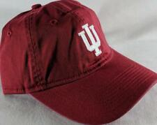 quality design 29806 f1b1f LZ Adidas Adult One Size Fits All Indiana Hoosiers NCAA Baseball Hat Cap  NEW C59