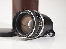 Exakta - Carl Zeiss Jena Biometar 2.8 / 120mm Lens - mint-