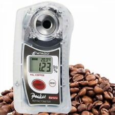 ATAGO Digital Pocket Refractometer PAL-COFFEE (BX/TDS) Brix and TDS Washable