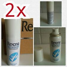 2X deodorante Rexona spray 24h intensive cotton deo-spray deodorant desodorante