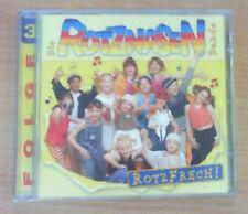 Rotznasen - Rotzfrech! (CD), GUTER ZUSTAND
