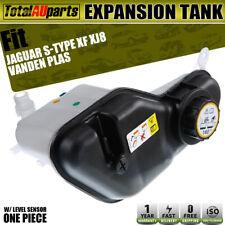 Coolant Expansion Reservoir Tank w/ Sensor for Jaguar S-Type XF XJ8 Vanden Plas