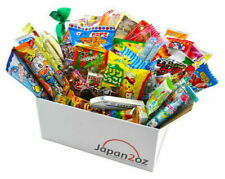 Japan2oz Japanese Candy Set Dagashi and Snacks Assortment 50 Pieces