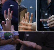 Magician Trick - Magic Floating Ring with Floating Playing Cards - Levitating