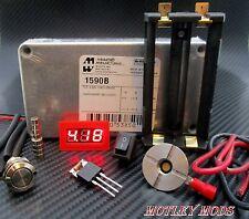 Unregulated,Box Mod kit*Hammond 1590B*3034 Mosfet*Voltmeter*DiY*Motley Mods*