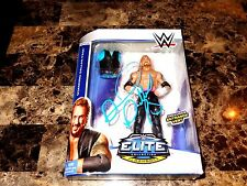 Diamond Dallas Page Signed WWE Elite Action Figure WCW Wrestling Actor DDP Yoga