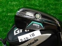 TaylorMade GAPR Lo 19* 3 Rescue Hybrid KBS 80 Stiff Graphite with Headcover