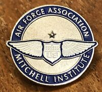 Air Force Association Mitchell Institute US Lapel Hat Pin Pinback ~ USA ~ AFA