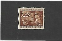 MNH 1944 stamp / 10th Anniversary Hitler assumes power / Third Reich era / WWII
