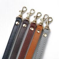 Fuax Leather Strap Adjustable Shoulder Crossbody Bag Replacement Handbag Handle