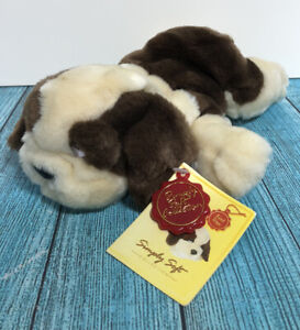 Keel Toys Simply Soft Collection Beagle Puppy Plush Soft Toy NWT