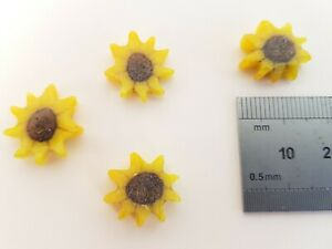 Fused Glass Materials and Supplies - Millefiori Sun Flower (90 COE)