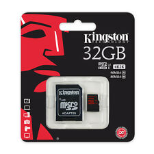 Kingston MicroSDHC Class 10 UHS-I U3 R/W:90/80MB/s SDCA3/32GB 32GB Memory Card
