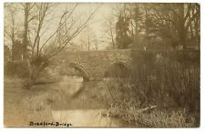 Bradford Real Photographic (rp) Collectable Wiltshire Postcards