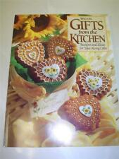 Wilton Gifts From The Kitchen Recipes and Ideas For Take Along Gifts  1995 EUC
