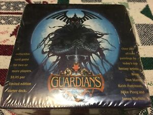 Guardians Limited Edition Starter Deck Box *Sealed* CCG FPG 1995