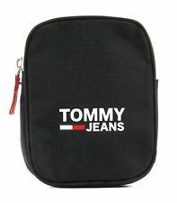 TOMMY HILFIGER TJW Cool City Compact Umhängetasche Tasche Black Schwarz Neu
