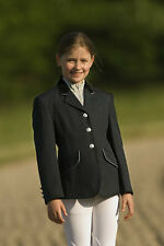 Ekkia Girls Equi Theme Competition Riding Jacket, Showing, Jumping, Childs