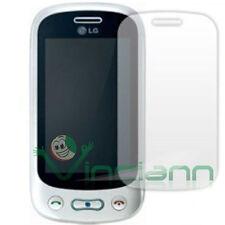 3x Pellicola protettiva trasp. per LG GT350 Tribe Next