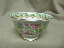 ROYAL ALBERT CROWN CHINA LOYALTY OPEN SUGAR BOWL IN EXCELLENT CONDITION