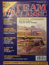 STEAM CLASSIC - RIVER STEAMERS - Sept 1996 #78