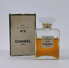 CHANEL No 5 50ml EDP Eau de Parfum Rest ca 40ml Pre-Barcode 125.350 EMB 60159B