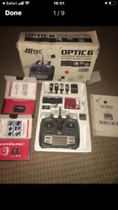 RC Plane/ Helicopter Transmitter 2.4 Ghz And Fm
