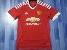 Pequeño adultos Manchester United Camiseta De Fútbol Temporada 2015-2016 Home