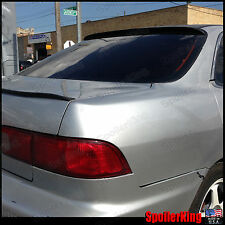 Rear Roof Spoiler Window Wing (Fits: Acura Integra 1994-01 4dr) 284R SpoilerKing