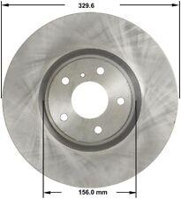 Disc Brake Rotor-IPL Front Bendix PRT5815
