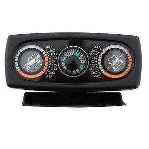 Smittybilt Clinometer with Compass 791006