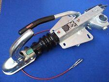 Genuine Knott Avonride Braked Car Trailer Delta Coupling + Brake Away Cable