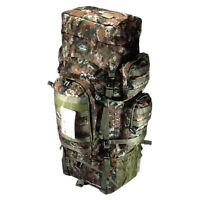 """34"""" 5200cu in NexPak Tactical Hunting Camping Hiking Backpack THB001 DMBRN"""
