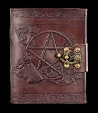Nemesis Now Pentagram Notizbuch rot