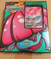 Starter Set VMAX Venusaur Pokemon Card Game Sword Shield from japan shippingfree