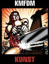 KMFDM - Kunst [New CD]