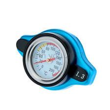Car Small Head 1.3 Bar Safety Thermo Temp Gauge Engine Radiator Cap Universal